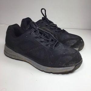 Brahma Steel Toe Anti-fatigue Sneakers Black 11